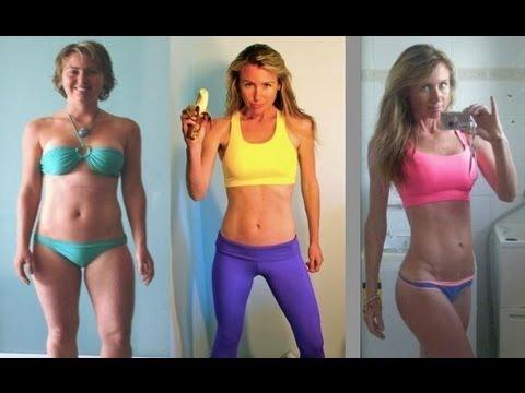 KennaShell Weight Loss Transformation 210-118lbs.