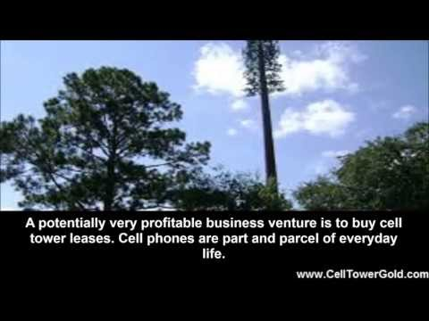 Buy Leases on Cell Site Towers