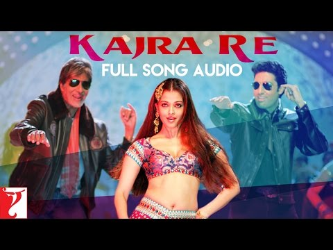 Kajra Re - Full Song Audio | Bunty Aur Babli | Alisha Chinai | Shankar Mahadevan | Javed Ali