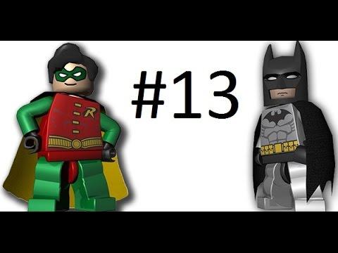 [PS2] LEGO Batman: The Videogame Прохождение #13