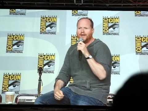 Joss Whedon SDCC 2013