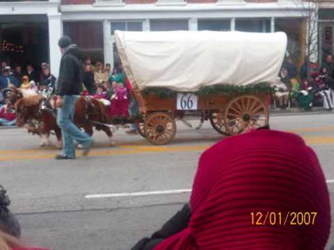 19th Annual Horse Christmas Parade
