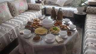 لأول مرة على القناة مائدة رمضانية من منزل العائلة