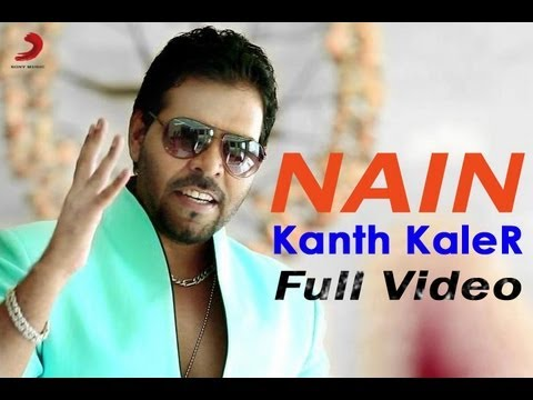 Kanth Kaler Nain Official Video From Album Saiyaan video