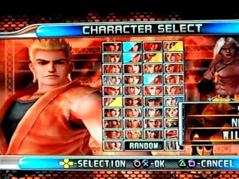 Izzy Reviews: The King of Fighters 2006