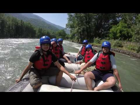 Beas river rafting in Manali