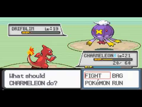 Let's Play Pokemon Light Platinum #3 - Team Steam i Lider Robaków