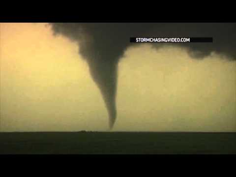 Raw: Tornadoes Spotted in Kansas