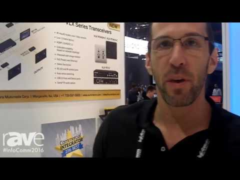 InfoComm 2016: Aurora Introduces VLX Series of Compressors