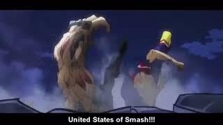 SUB vs DUB - UNITED STATES OF SMASH - Boku No Hero Academia