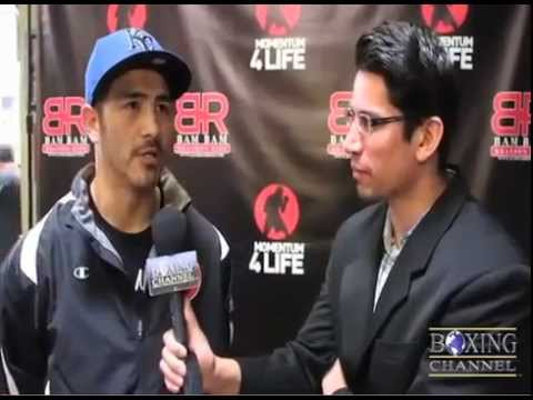 Brandon Rios Broner trying to get my focus off Alvarado talks Alvarado Bradley Provodnikov