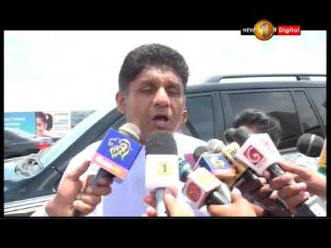minister sajith prem|eng