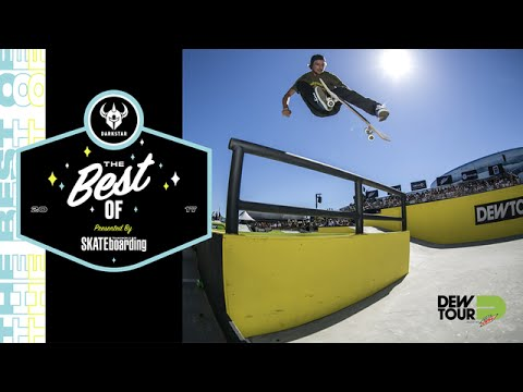 Best of Darkstar TransWorld SKATEboarding Team Challenge Dew Tour Long Beach 2017