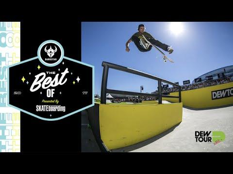 Best of Darkstar TransWorld SKATEboarding Team Challenge Dew Tour Long Beach 2017