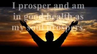 DECREE AND DECLARE- GOOD MORNING START
