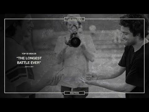 Berrics Top 50: 18 | The Longest Game Ever - Paul Rodriguez vs. Carlos Ribeiro