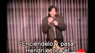 Bill Hicks - Outlaw Comic subtitulado parte 6