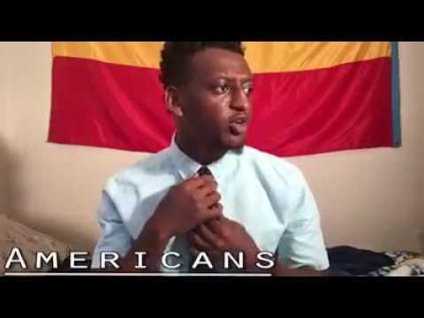 Funny Habesha Videos ( Americans Vs Habeshas)