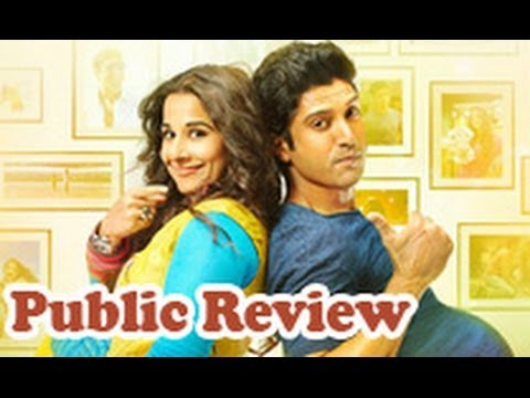 Shaadi Ke Side Effects Public Review | Hindi Movie | Farhan Akhtar, Vidya Balan, Vir Das, Ram Kapoor