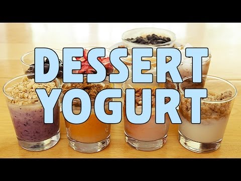 Yogurt Breakfasts That Taste Like Dessert