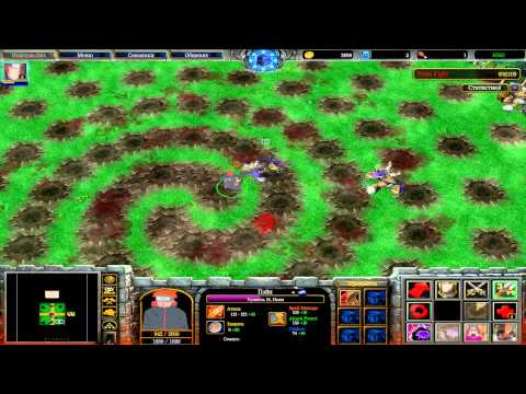 warcraft 3: гайд по карте naruto new generation