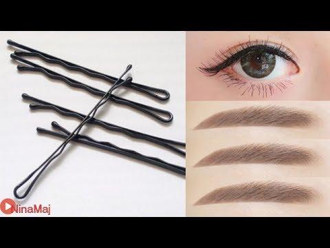 [Hot] วิธีเขียนคิ้วสไตล์สาวเกาหลี - Korean Style Eyebrows Tutorial