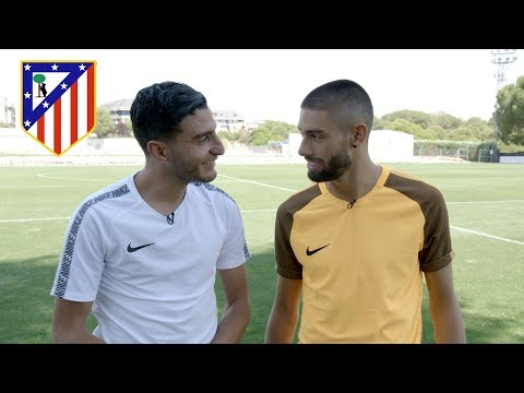 TOUZANI & YANNICK CARRASCO 💯 ( Atlético Madrid )