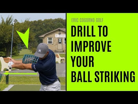 GOLF: My Favorite Width Drill To Improve Your Ball Striking