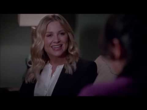 Callie & Arizona 11x05 - All The Sweet Hot Kissing Scenes video