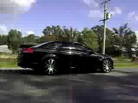 JAYSTA BLACK VE SV6 HOLDEN COMMODORE