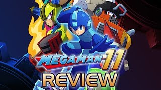 Mega Man 11 - MEGA REVIEW [PS4] (No Endgame Spoilers!)