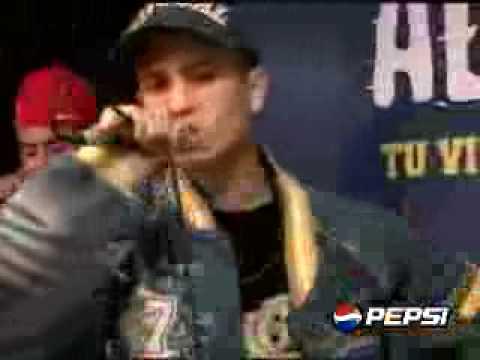 Pepsi Al Máximo - Audiciones Santiago: Lord Sucio