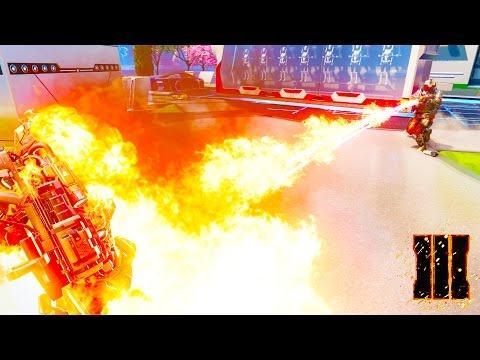 Black Ops 3 FireFly Massacre - Stream Team Live Stream