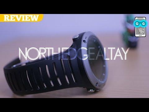 Review North Edge Altay - Kirain Smartwatch, Ternyata...