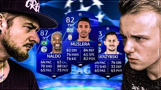 FIFA 19 | Champions League PACK BUILDER BATTLE 🔥 vs Gamerbrother