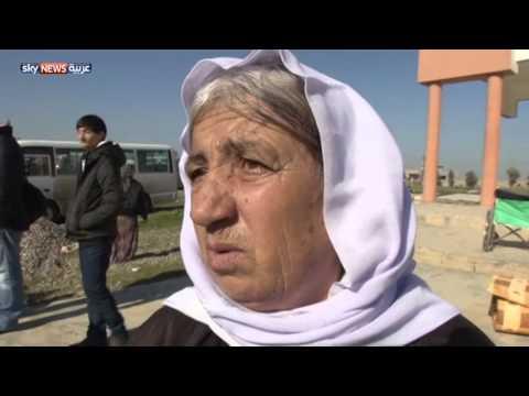 إيزيديون يروون قصصا عن ظروف احتجازهم