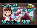 What If You Skip Madame Broode and Leave Cascade Early in Super Mario Odyssey?