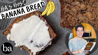 Testing BA's Best Banana Bread | Bon Appetit Review #69
