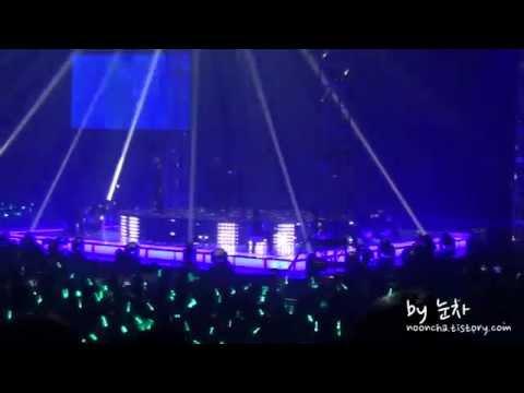 140308 샤이니 SHINee - 다이너마이트 Dynamite (SW3 in Seoul)