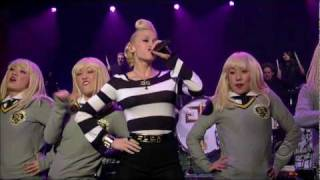 download lagu Gwen Stefani - Wind It Up Letterman, 2006 gratis