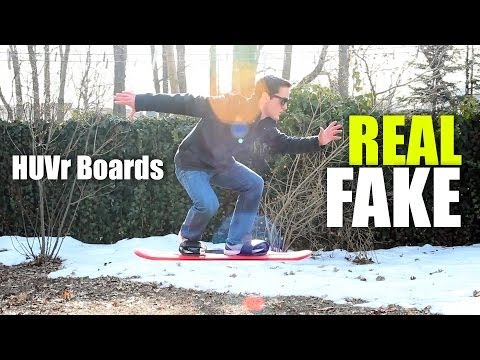 Are HUVr Tech Hover Boards - REAL or FAKE!? (Debate)