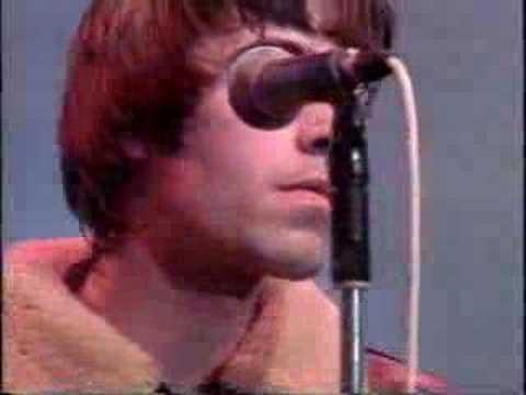 Oasis - Acquiesce - The White Room 17.04.95