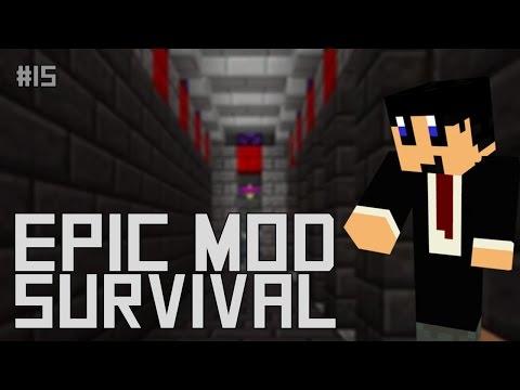 EEN KLEINE OEPS! - EPIC MOD Survival #15