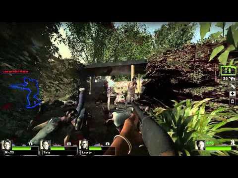 Left 4 Dead 2 Custom Map Review - Death From Above 1 of 5