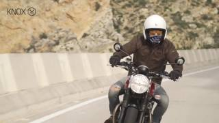 Bikeworld and Knox discuss the future of Motorcycle Clothing.
