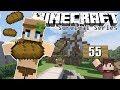 INEM BIKIN HOLEN BEKRI! (TOKO ROTI) - Minecraft Survival Indonesia #55