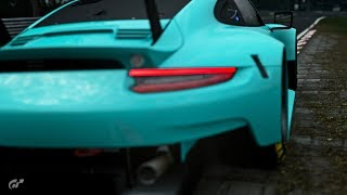 GT Sport: Porsche 911 RSR '17 - Nürburgring!