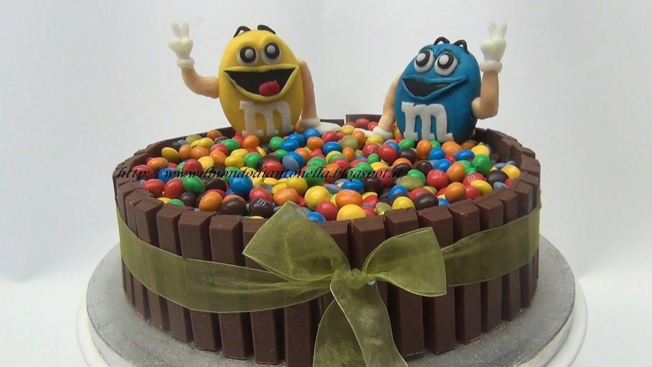 Торт с ммдемс своими руками пошагово 81