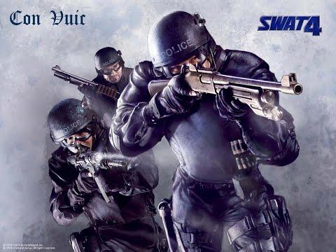 Swat 4: cap. 3 ¡SE ME REVELAN!