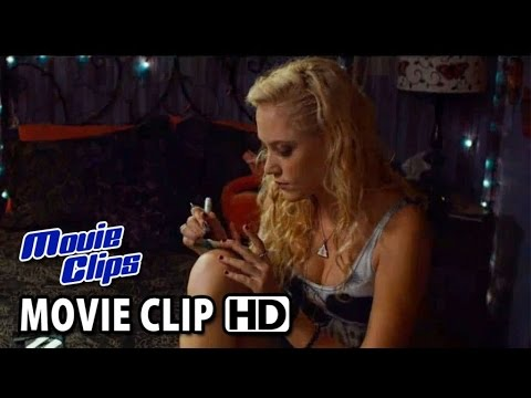 The Guest Movie CLIP - Haunted By Your Soul (2014) HD